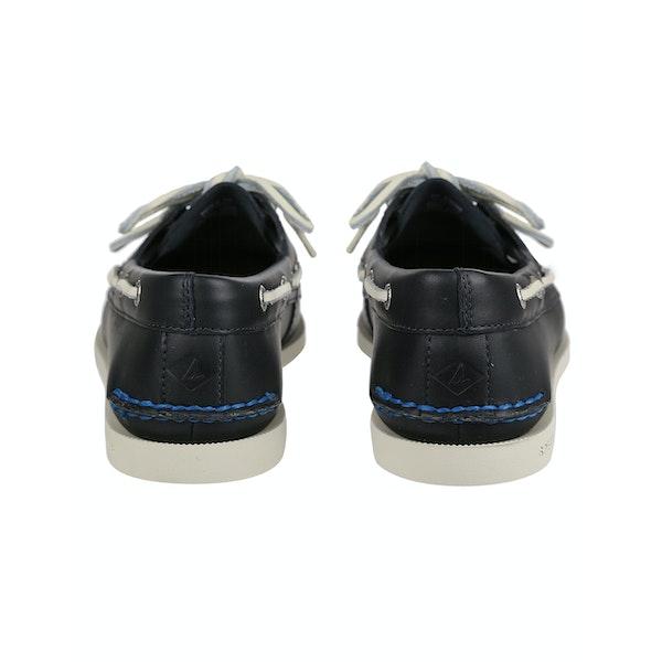 Sperry A/o 2 Eye Plush Washable Dress Shoes