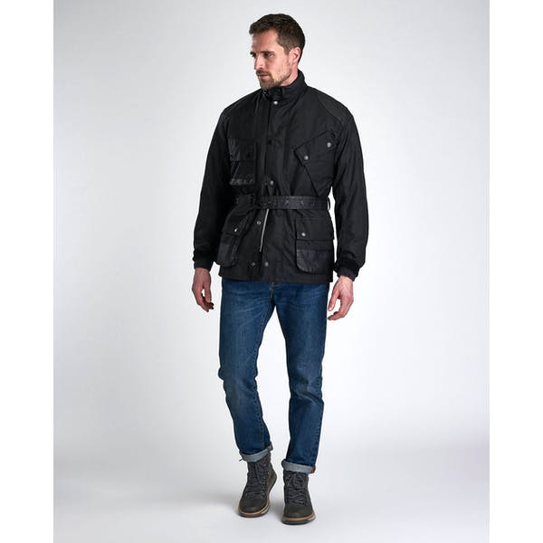 Wax Jacket Barbour Icons Blintern