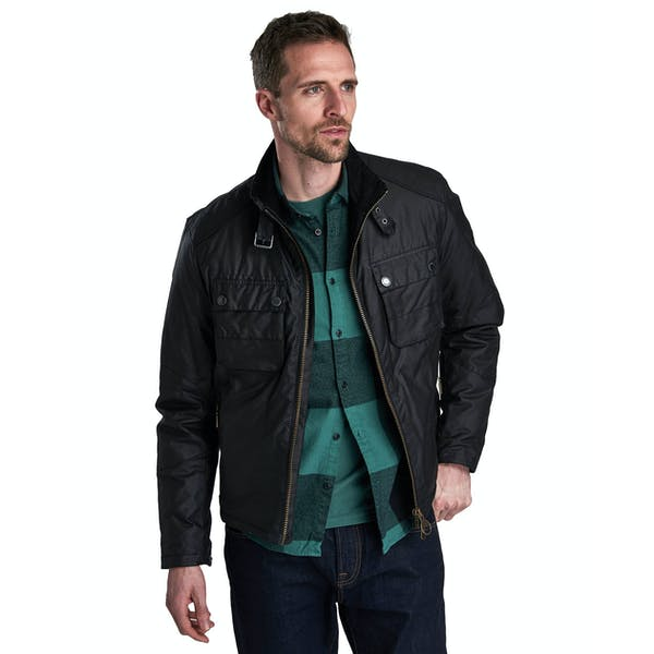Barbour International Byward Men's Wax Jacket