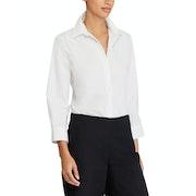 Ralph Lauren Gwenno 3/4 Sleeve Dames Overhemd