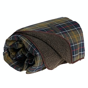 Barbour Classic Dog Blanket - Classic Brown