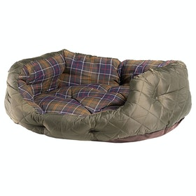 Barbour Quilted 30 Pet Bed - Olive