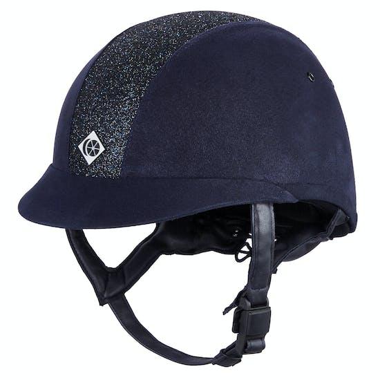 Charles Owen eLumen8 Round Fit Riding Hat