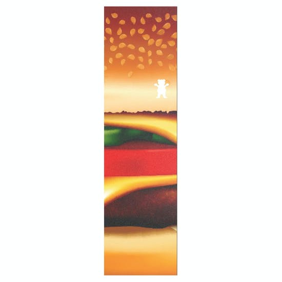 Grizzly Burger Skateboard Griptape