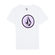 Volcom Spray Stone Ltw Boys Short Sleeve T-Shirt