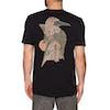Volcom Giveback Fa Short Sleeve T-Shirt - Black