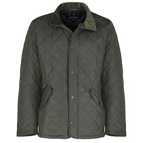 Barbour Chelsea Sportsquilt Jacket - Olive