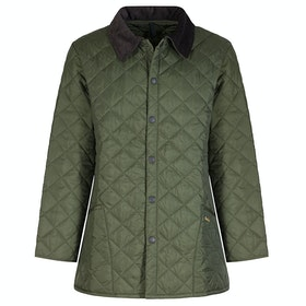 Barbour Liddesdale Quilted Jacket - Olive