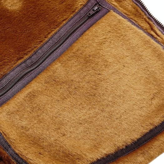 Barbour Warm Pile Waistcoat Zip in Liner Vest