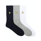 Lyle & Scott 3 Pack Hamilton Socks