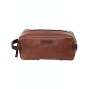 Barbour Laddon Leather Men's Wash Bag