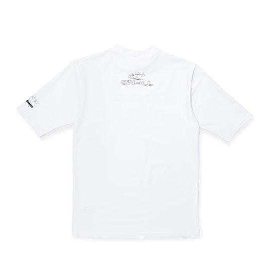 O'Neill Youth Basic Skins Short Sleeve Rash Surf T-Shirt