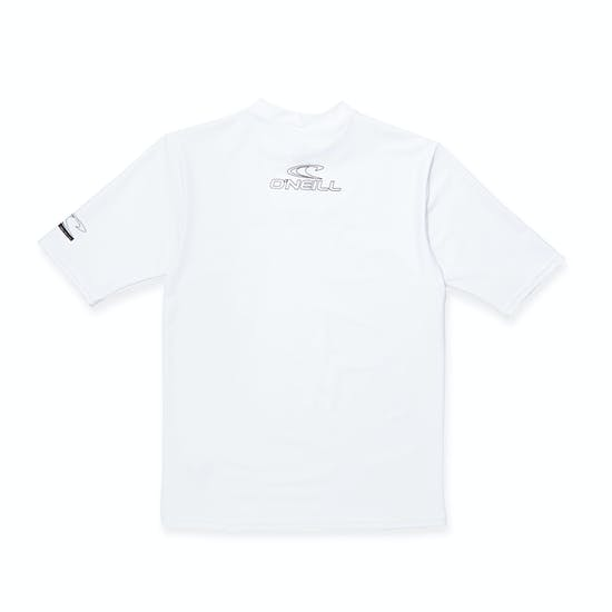 O Neill Youth Basic Skins Short Sleeve Rash Surf T-Shirt