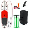 SUP Board Storm Inflatable Package - White