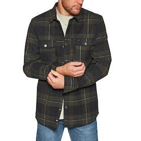 Globe Clifton Shirt - Field Green