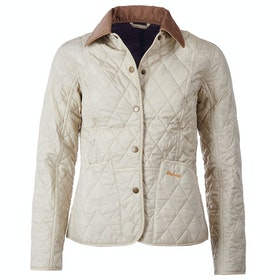 Barbour Summer Liddesdale Quilted Ladies Jacket - Pearl Navy