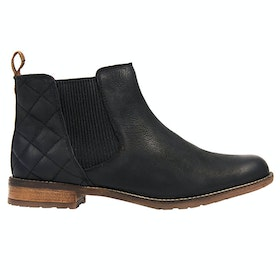 Barbour Abigail Chelsea Ladies Boots - Black