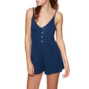 Playsuit Femme Roxy Chill Love Strappy