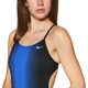 Nike Swim Fade Sting Cut Out Womens Swimsuit