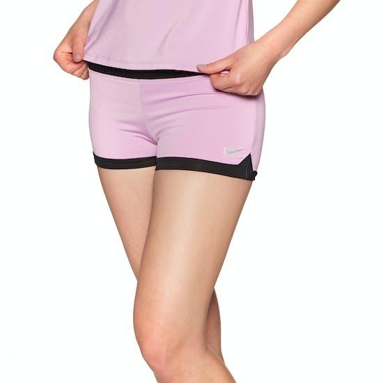 Nike Swim Sport Mesh Kick Short Womens Bikini Bottoms