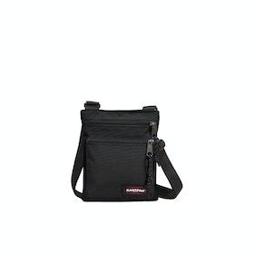 Eastpak Rusher Messenger Bag - Black
