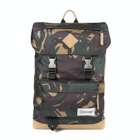 Eastpak Rowlo Laptop Backpack - Into Camo