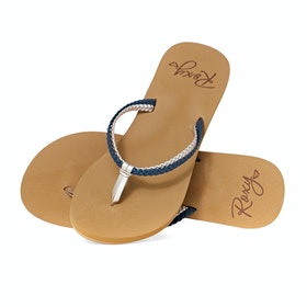 Roxy Costas Womens Sandals - Navy