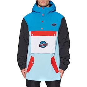 Rip Curl Primative Snow Jacket - Swedish Blue