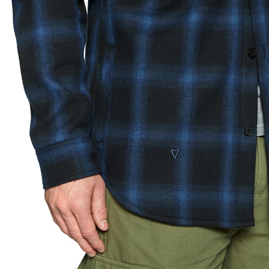 Vissla Kerrupt Bonded Flannel Shirt