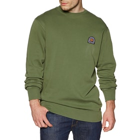Sweat Vissla Solid Sets Crew - Army