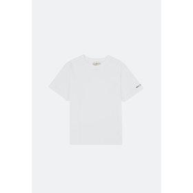 Nigel Cabourn Basic S S T-Shirt - White