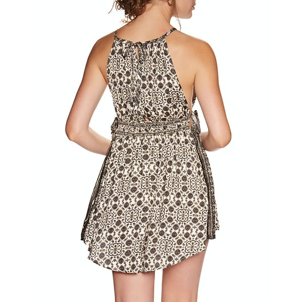 Free People Mid Summer Day Tunic Dress