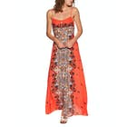 Free People Morning Song Printed Maxi Dress