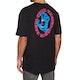 T-Shirt a Manica Corta Santa Cruz Scream