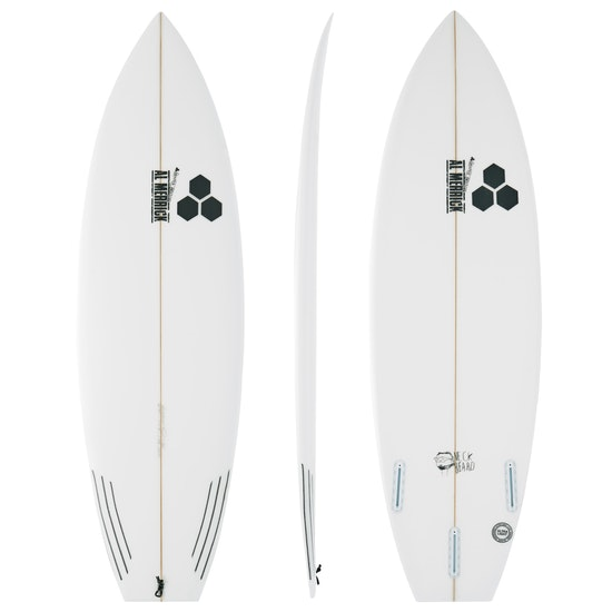 Channel Islands Neck Beard 2 PU Futures Thruster Surfboard