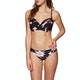 Seafolly Desert Flower Dd Cup Bustier Bikini Top