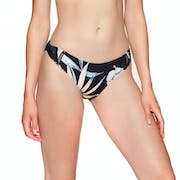 Roxy Find Your Wild Moderate Bikini Bottoms