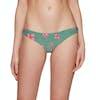 Billabong Seain Green Tropic Bikini Bottoms - Island Green