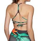Hurley Quick Dry Hanoi Surf Bikini Top