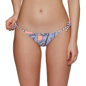 Sotto Bikini Body Glove Freedom Tie Side Iris Reversible - Splendid