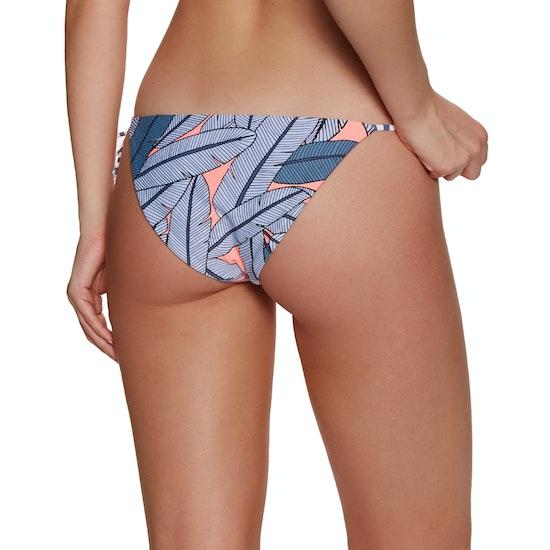 Body Glove Freedom Tie Side Iris Reversible Bikini Bottoms