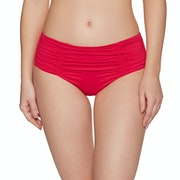 Bas de maillot de bain Seafolly Gathered Front Retro