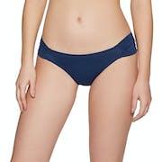 SWELL Ria Rouched Side Pant Bikiniunterteil