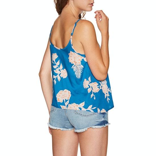 Roxy Floral Slow Womens Camisole Vest