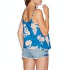 Roxy Floral Slow Ladies Camisole Vest
