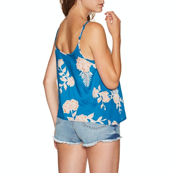 Roxy Floral Slow Womens Camisole Vest