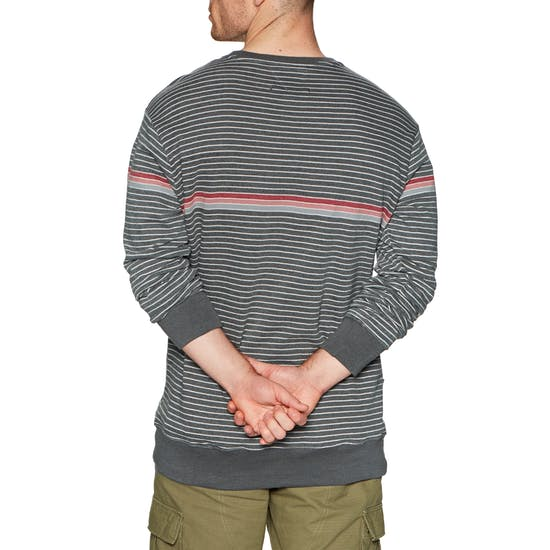 Vissla Park Pocket Crew Sweater