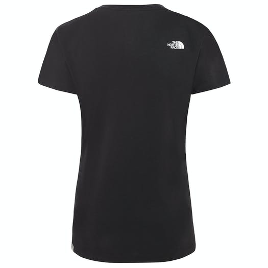 North Face Easy Ladies T Shirt