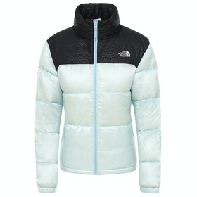 North Face Nevero Down Jacket - Windmill Blue