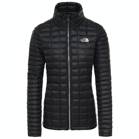 North Face Thermoball Full Zip , Jakke - Tnf Black